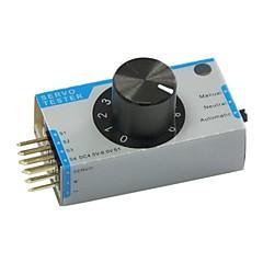 New High Precision Servo/ESC Tester for RC Servo