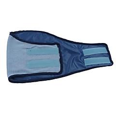 Perros Pantalones Negro / Azul Ropa para Perro Primavera/Otoño Un Color Doglemi