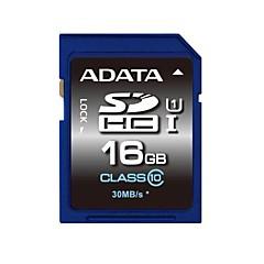 ADATA 16GB SD Karten Speicherkarte UHS-I U1 Class10