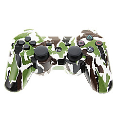 Sem fio Dual Shock Six Axis controlador Bluetooth para PS3