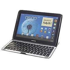 Wireless 3.0 Mobile Bluetooth Keyboard for Samsung Galaxy Note 10.1 N8000