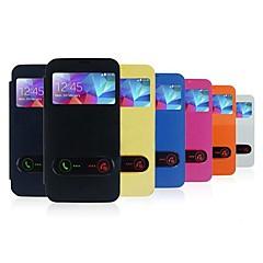 viralliset ultra-ohut mielestä koko kehon suojakotelo Samsung Galaxy S5 i9600 (valikoituja väriä)