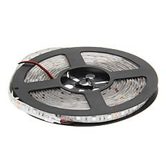 z®zdm vandtæt 5m 72W 300x5050smd blåt lys LED strip lampe (DC 12V)