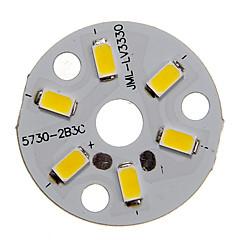 3W 250-300LM meleg fehér fény 5730SMD Integrated LED Module (9-12V)