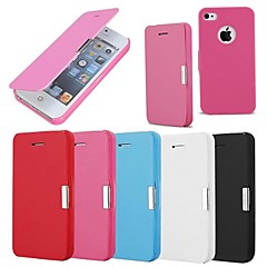 VORMOR® Frosted Design Magnetic Buckle Full Body Case for iPhone 4/4S (Assorted Colors)