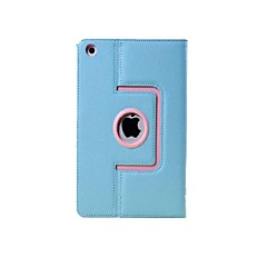 360 Degree Rotating Swivel Case for iPad mini 3, iPad mini 2, iPad mini/mini(Assorted Colors)