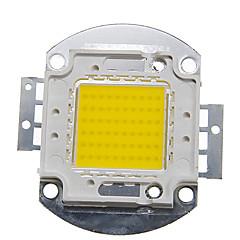 zdm ™ diy 60W nagyteljesítményű 5000-6000lm természetes fehér fényt integrált LED-modul (32-35v)