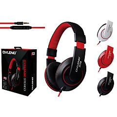 OVLENG X13 dinámico auriculares estéreo para IPHONE4/4s/5/SAM SUNG / HTC / IPAD