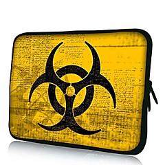 Le Elonno Images néoprène pour ordinateur portable de poche de douille de sac de couverture de 7'' Samsung Galaxy Tab iPad Mini