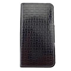 Motif tissé de Belle affaire Motif PU cuir complet du corps avec support pour iPhone 4/4S