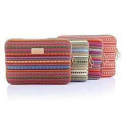 아이 패드 태블릿 노트북 맥북에 대한 보헤미안 팝 패션 국가 세관 슬리브 케이스 10 인치 가방