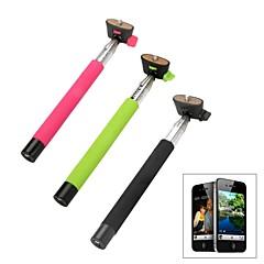 Sans fil Bluetooth Mobile Phone Manfrotto pour iOS 4.0 et système ci-dessus - noir, vert, rose