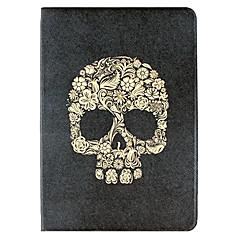 de kleine bloem schedels patroon case voor de iPad mini 3, ipad mini 2, ipad mini