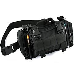 Casual Outdoor Hiking Unisex Shoulder Messenger Bag Waist Pack Bag  Cycling Bag