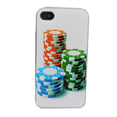 Beautiful Pattern PC Back Case for iPhone 4/4S