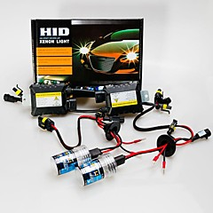 Kit 12V 35W H3 Hid Xenon Conversion 3000K