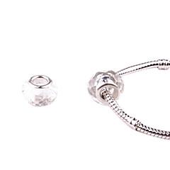 Pandora Grass DIY Beads Big Hole For Necklace & Bracelet