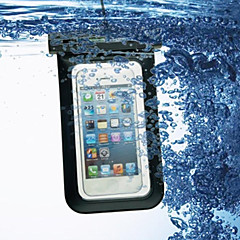 IPX8 Universal Waterproof Pouch for iPhone 5/5S/6/6S(Black)