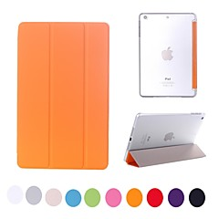 Natusun™ Slim Smart Soft PU leather Cover Hard Translucent Plastic Shell Integrated for iPad2/iPad3/iPad4