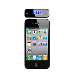 USD $ 8,98 - Multifunktions Freisprecheinrichtung, FM Transmitter für iPhone und Samsung