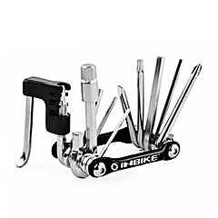 INBIKE Multi-functional Black Bike Repair Tool with Chain Cutter