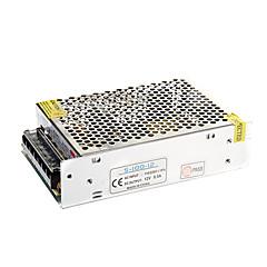 8.5A 100W dc 12v att ac110-220v järn strömförsörjning för LED-lampor