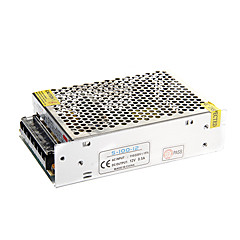 8.5A 100W DC 12V to ac110-220v rauta virtalähde led-valot