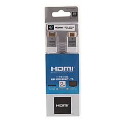 High Speed HDMI-kabel 200cm