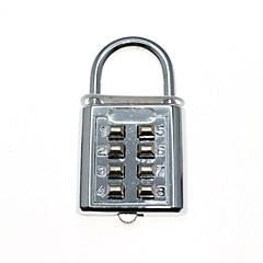 Stainless Steel Combination 4-number Combination Lock