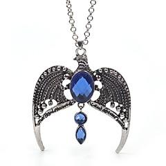 Harry Potter Eagle Crown Lost Magic Academy Vintage Pendant Necklace