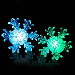 coway acryl kerst lichte sneeuw leidde nachtlampje