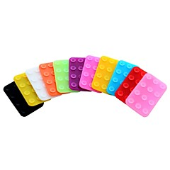 Plastic Mini Non-slip Mat for Apple iPhone6/Sumsung/Others (Assorted Colors)