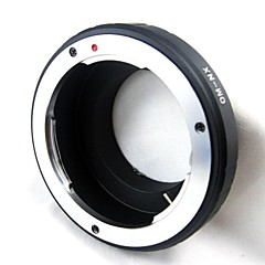 olympus starý objektiv om držák Samsung NX mount adaptér objektivu NX5 nx20 nx11 NX10 NX200