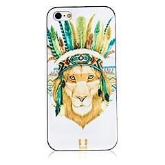 용 아이폰5케이스 패턴 케이스 뒷면 커버 케이스 동물 하드 PC iPhone SE/5s/5