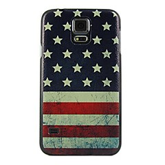 National Flag Design Pattern Hard Case for Samsung Galaxy S5 I9600