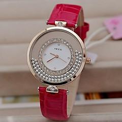 relojes de las mujeres de la moda de actividad dispersos de perforación (colores surtidos)