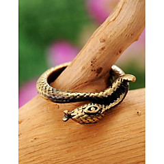 Fashion Vintage Snake Ring for Women ,Men Jewelry Gift