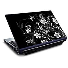 """flower81 modello di computer portatile adesivo pelle protettiva per 15.6 """"computer portatile"""
