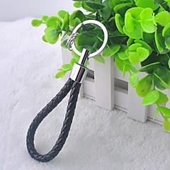 hochwertigem Leder Schlüsselanhänger