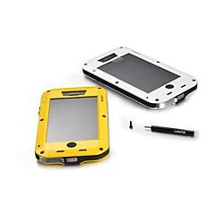 új antichoc ETANCHE robuste védelem fém tok iPhone 5 / 5s (vegyes szín)