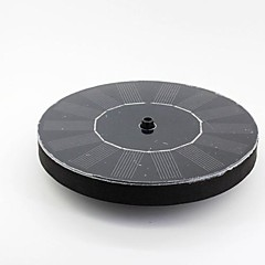 Round Floating Type Solar Powered Water Pump