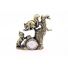 le petit écureuil bronze électronique créative briquets métalliques personnalité