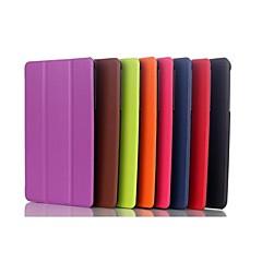 8 tuuman kolme taittuva malli pu nahkakotelo jalustalla Dell Venue 8 pro (valikoituja värejä)