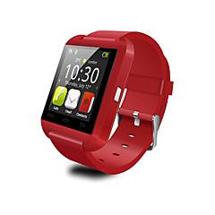 Para Vestir - para - Smartphone - U watch Reloj elegante - Bluetooth 3.0 Encontrar Mi Dispositivo / Despertador - iOS / Android