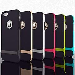 shell lebah kasus bingkai silikon ultra-tipis untuk iphone 6 (warna macam-macam)