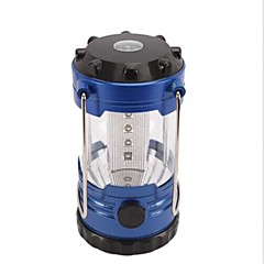 12 LED Adjustable Portable Camping  Lantern Light Lamp with Compass