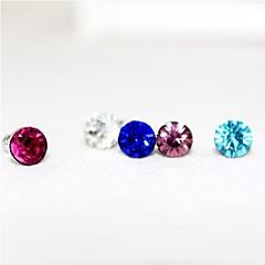 spina della anti-polvere di cinque diamanti (colore casuale)