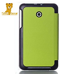 "Shy Bear™ Oroginal Smart Leather Cover Case for Asus Memo Pad 7 ME176C 7"" Inch Tablet"