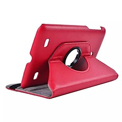 Dengpin® PU Leather 360 Degree Rotating Flip Stand Cover Case for LG G Pad 7.0 V400 7'' Inch Tablet (Assorted Colors)