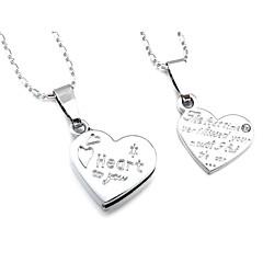 liebende Paare Halskette